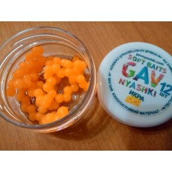 Nyaski.Club - ИКРА - оранжевая