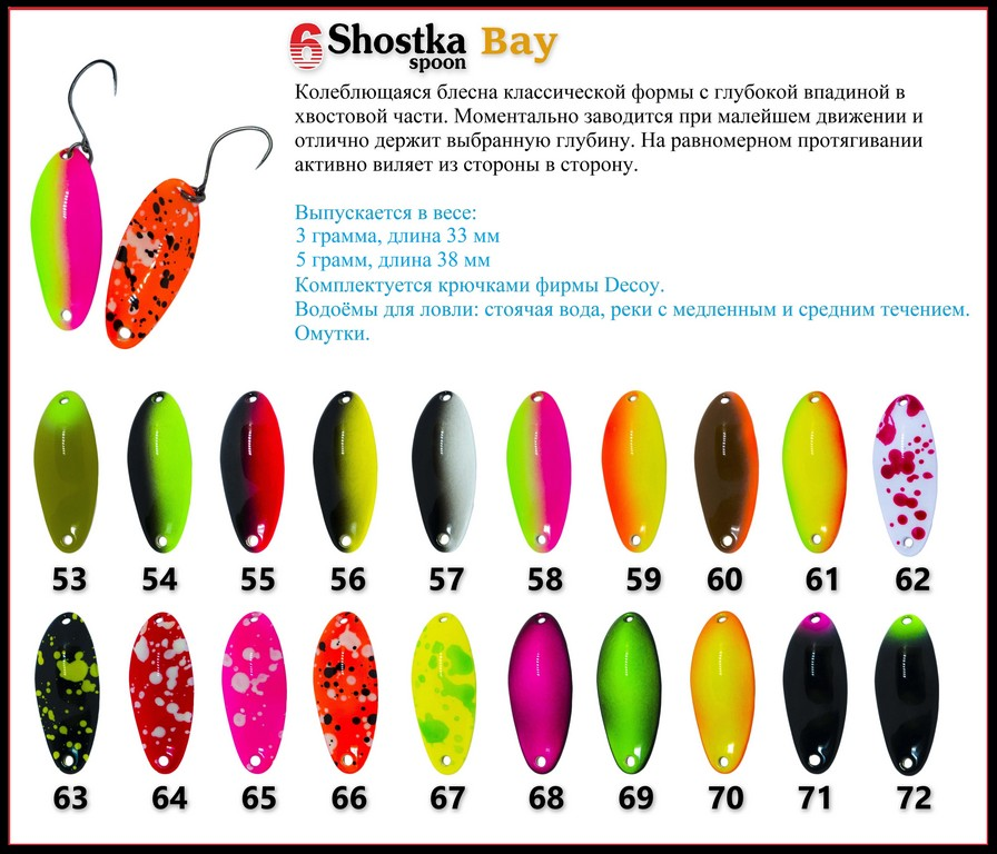 Shostka Spoon - Bay